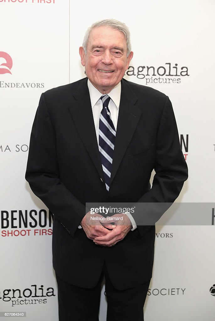 "Magnolia Pictures & The Cinema Society host the premiere of ""Harry Benson: Shoot First"""