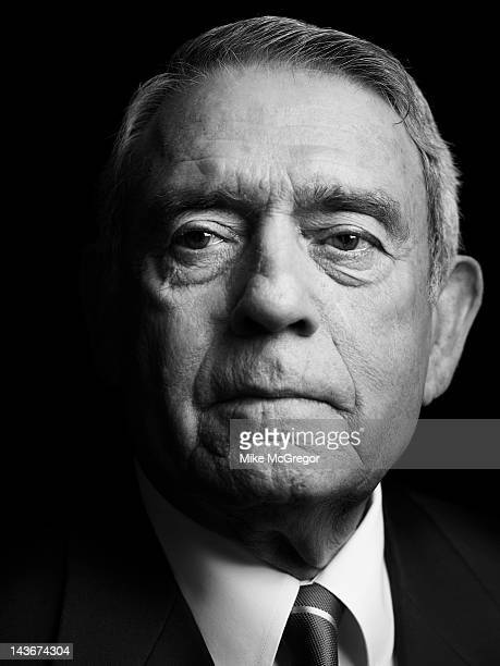 News anchor Dan Rather is photographed for Texas Monthly Magazine on March 23 2012 in New York City PUBLISHED IMAGE
