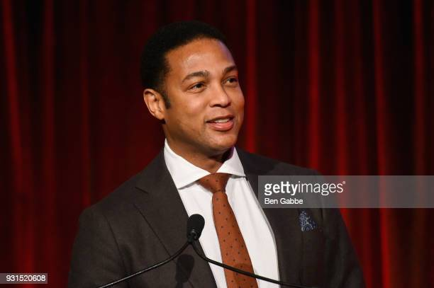 News anchor Don Lemon hosts the Ellie Awards 2018 on March 13 2018 in New York City