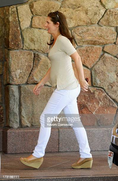 Erin Burnett Pictures And Photos Getty Images