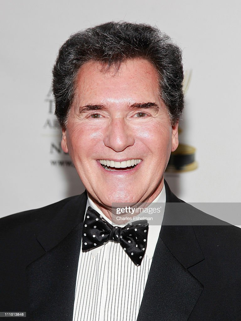 TV News Anchor Ernie Anastos attends the 54th Annual New
