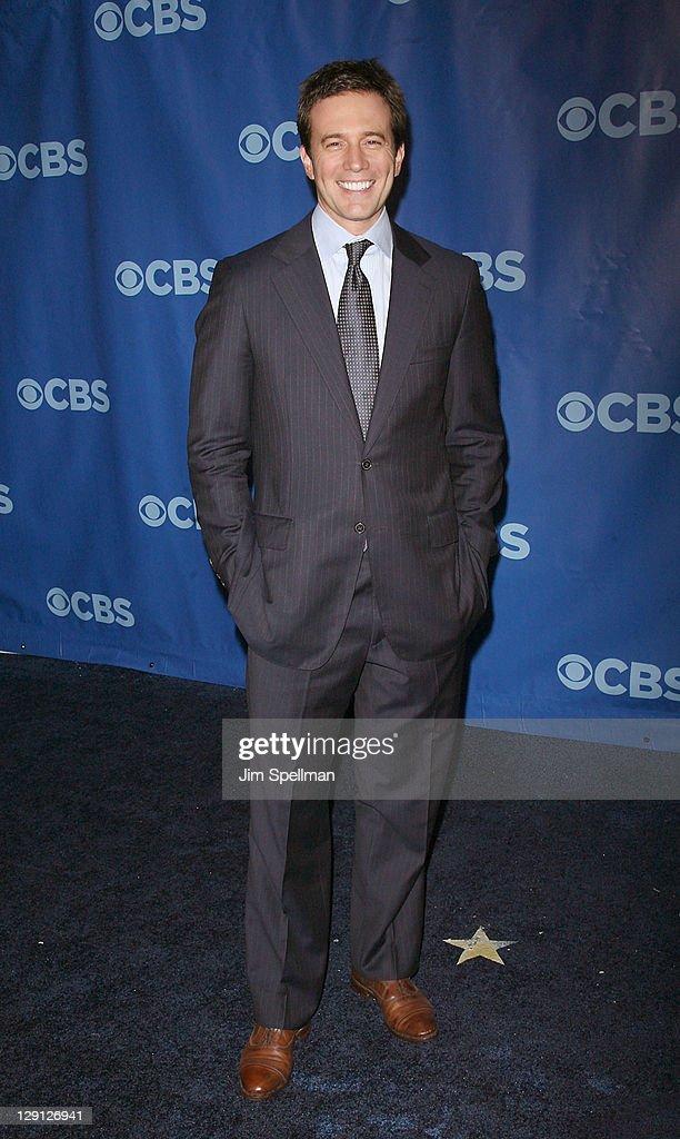 2011 CBS Upfront : News Photo