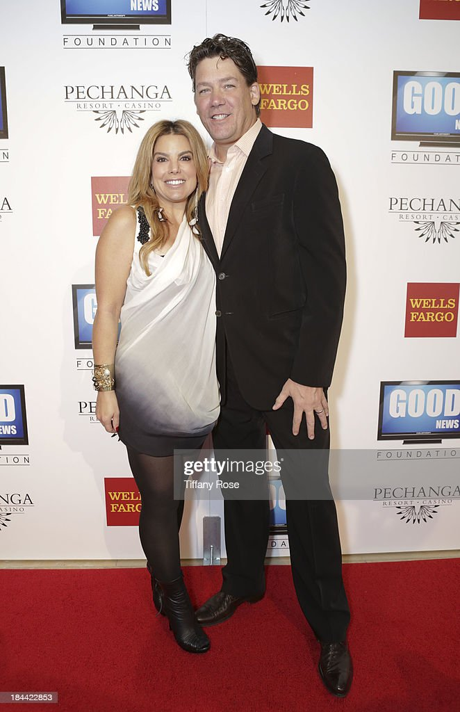 The Good News Foundation's Feel Good Event Of The Year Honoring Maria Shriver With The Lifetime Achievement Award : News Photo