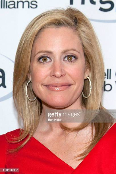 CNBC news anchor Melissa Francis attends the National Lesbian gay Journalists Association 16th Annual New York benefit at Mitchell Gold Bob Williams...