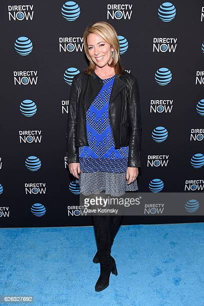 News Ancor Brooke Baldwin attends ATT's celebration of the Launch of DIRECTV NOW at Venue 57 on November 28 2016 in New York City