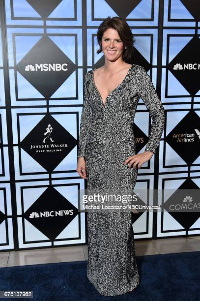 News Capitol Hill Coorespondent Kasie Hunt attends the White House Correspondents Dinner MSNBC After Party at Organization of American States on...