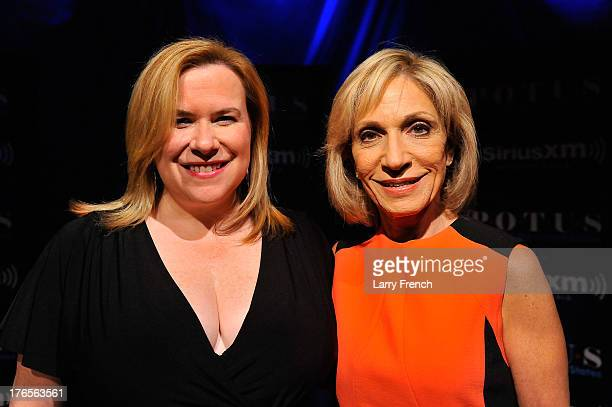News Chief Foreign Affairs correspondent Andrea Mitchell sits down with SiriusXM POTUS host Julie Mason for an interview on the 'SiriusXM Leading...