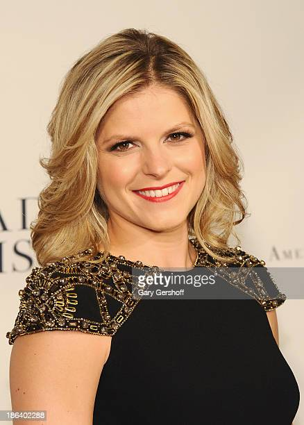 TV news coanchor Kate Bolduan attends American Ballet Theatre 2013 Opening Night Fall Gala at David Koch Theatre at Lincoln Center on October 30 2013...