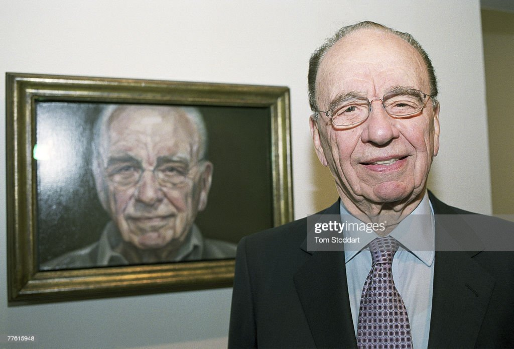 Rupert Murdoch Portraits
