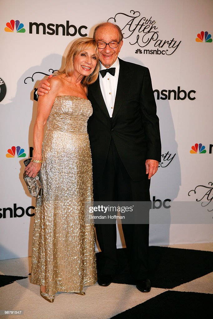 2010 White House Correspondents' Association Dinner - MSNBC After Party : News Photo