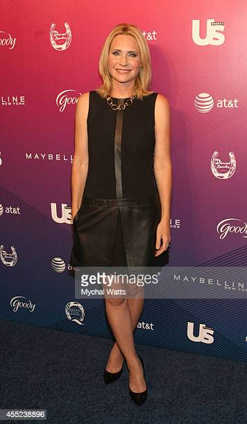 News Correspondent Andrea Canning attends Us Weekly's 2014 Most Stylish New Yorkers Celebration>> at Diamond Horseshoe at the Paramount Hotel on...