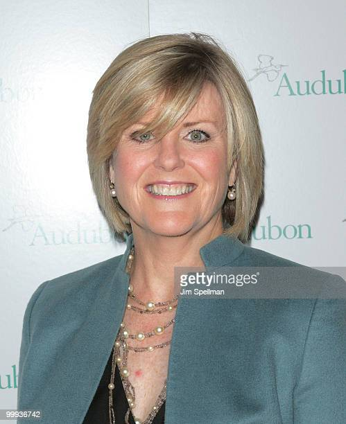 News Correspondent Anne Thompson attends the 7th Annual National Audubon Society's Women In Conservation luncheon at The Plaza Hotel on May 18 2010...