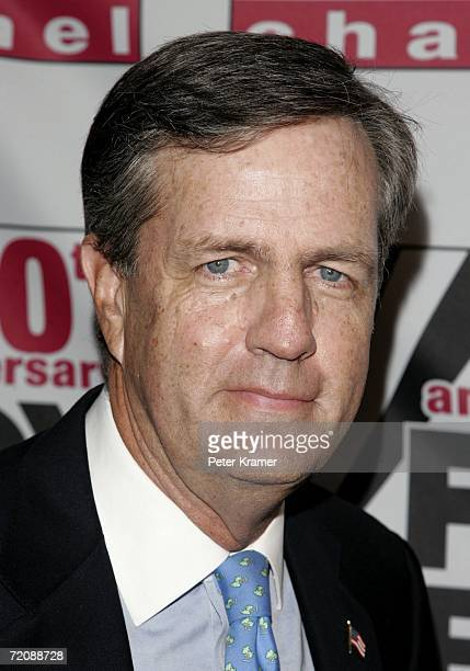 News Correspondent Brit Hume attends the Fox News Channel 10th Anniversary celebration on October 4 2006 in New York City