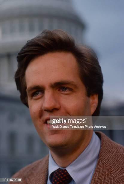 ABC News correspondent Brit Hume promotional photo
