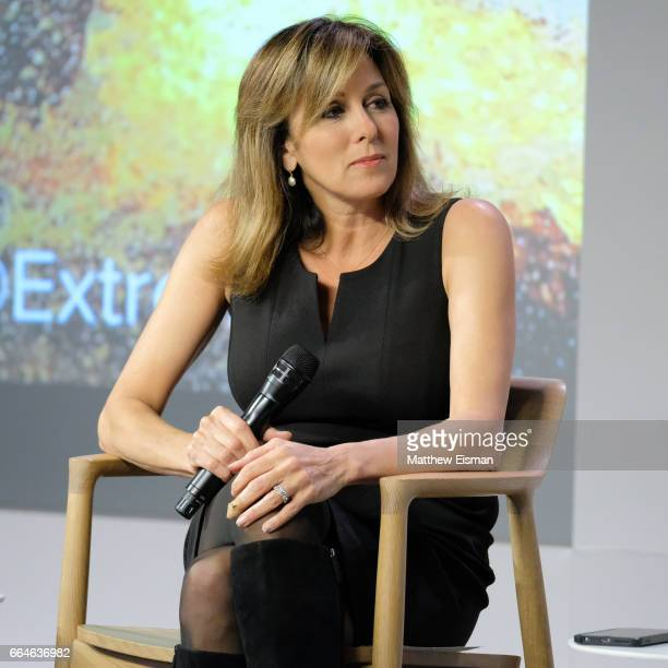 News correspondent Janet Shamlian discusses the new book Extreme You Step Up Stand Out Kick Ass Repeat with Flywheel CEO and author Sarah Robb...