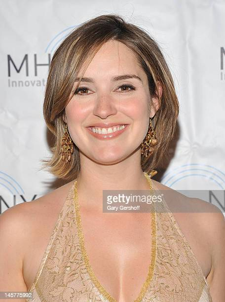 News Correspondent Margaret Brennan attends the 2012 Mental Health Association of New York City Celebration of Hope Gala at Cipriani 42nd Street on...