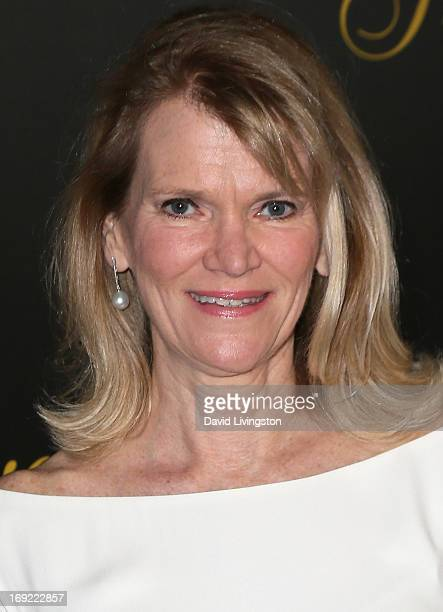 TV news correspondent Martha Raddatz attends the 38th Annual Gracie Awards Gala at The Beverly Hilton Hotel on May 21 2013 in Beverly Hills California