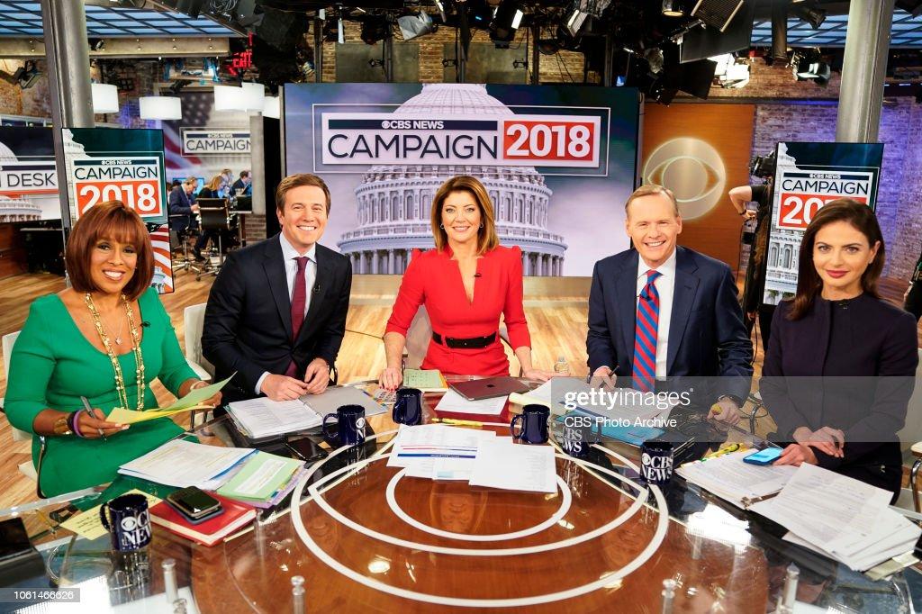 CBS News... : News Photo