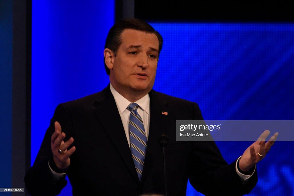 The ABC News Republican Presidential Debate - 2016