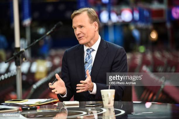 News' FACE THE NATION Anchor John Dickerson reports from CBS THIS MORNING live from the floor of the 2016 Republican National Convention in Cleveland...