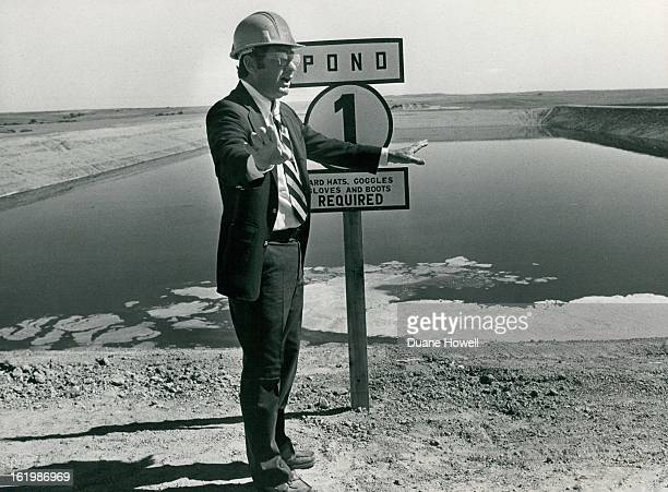 SEP 30 1980 OCT 1 1980 News Group Tours WasteDisposal Facilities Near Aurora The new operators of a waste dump showed the press how they intend to...