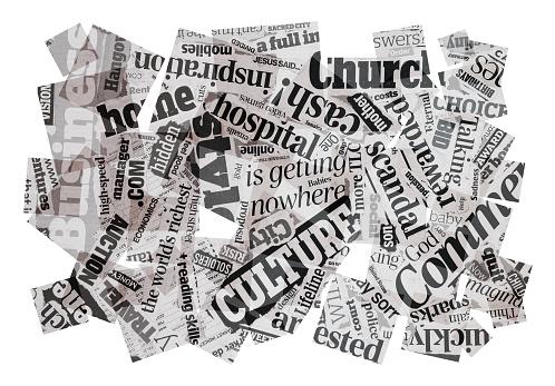 News headlines composition - gettyimageskorea