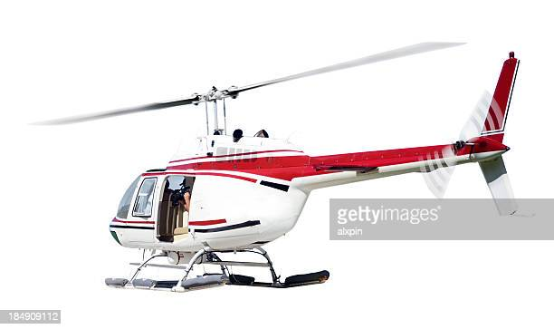 TV News Helicopter