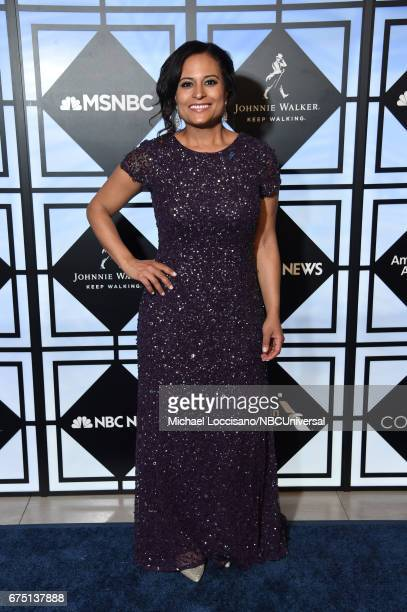 News' Kristen Welker attends the White House Correspondents Dinner MSNBC After Party at Organization of American States on April 29 2017 in...