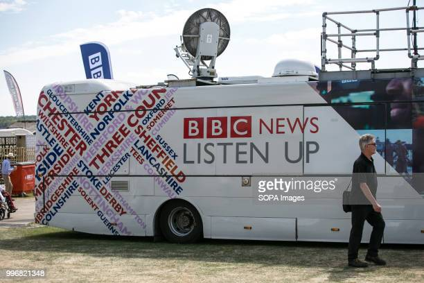 BBC news Listen up car seen during the Great Yorkshire Show 2018 on day one The Great Yorkshire Show is the biggest 3 days agricultural event in...