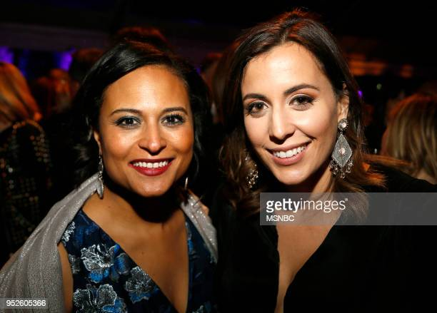 NBC News MSNBC White House Correspondents Dinner After Party On the grounds of the Organization of American States Washington DC Saturday April 28...
