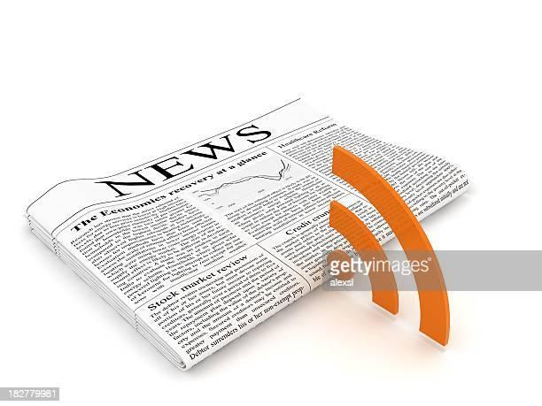 rss ニュース - シンジケーション ストックフォトと画像