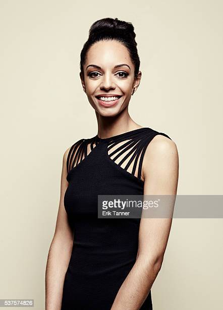 NPR news report Caitlin Dickerson poses for a portrait at the 75th Annual Peabody Awards Ceremony at Cipriani Wall Street on May 21 2016 in New York...