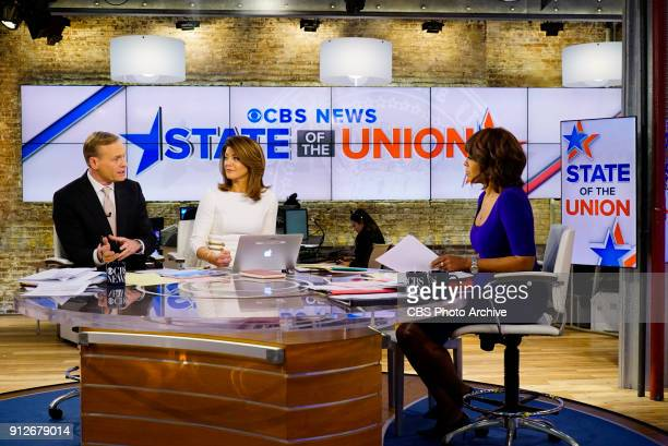 News' team coverage of President Donald Trump's first State of the Union Address and the Democratic response with CBS THIS MORNING cohosts Norah...