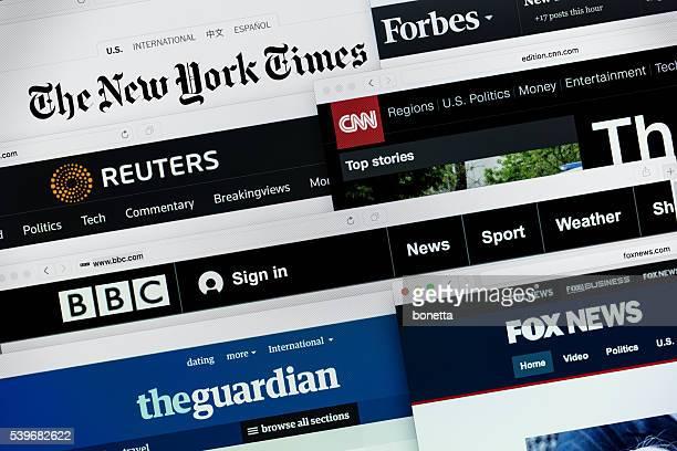 News Web Sites