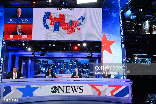 News will air special primetime coverage of 2020 Election Day on Tuesday, Nov. 3, beginning at 7:00 p.m. EST on ABC. Chief anchor George...