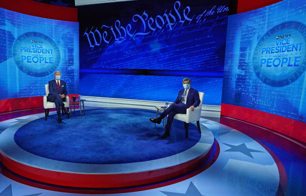 """PA: ABC News Presents """"The Vice President and the People"""" Town Hall with Presidential Candidate Joe Biden and George Stephanopoulos"""