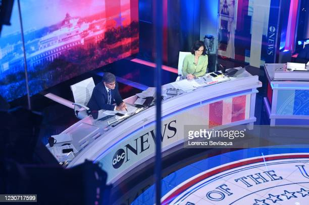 News will provide wall-to-wall coverage of Inauguration Day, Wednesday, Jan. 20, Starting at 7:00 a.m. EST. GEORGE STEPHANOPOULOS, LINSEY DAVIS