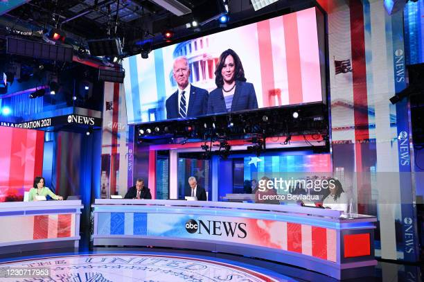 News will provide wall-to-wall coverage of Inauguration Day, Wednesday, Jan. 20, Starting at 7:00 a.m. EST. LINSEY DAVIS, CHRIS CHRISTIE, RAHM...