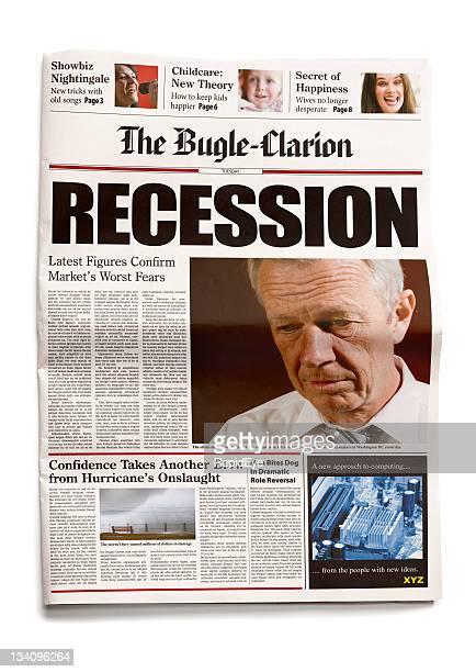 Newspaper: Recession