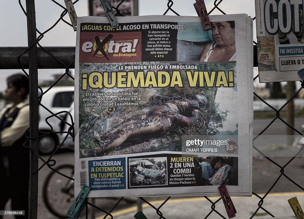 MEXICO-FEMICIDES : News Photo