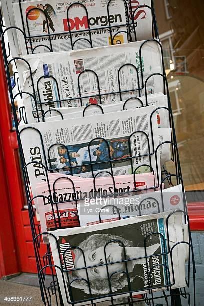 新聞 - ラ・リパブリカ ストックフォトと画像
