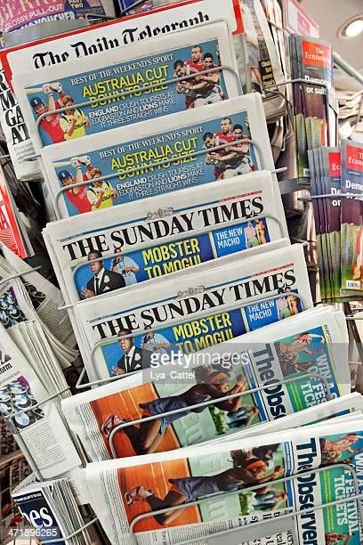 新聞 - ザ タイムズ ストックフォトと画像