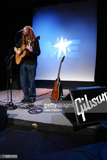 Newton Faulkner during 20th Annual SXSW Film and Music Festival ME Television/DirtyChildrenUs Orange Room Day 3 LIVE in Studio at ME Television...