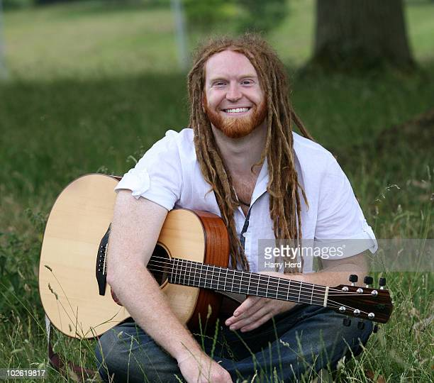 Newton Faulkner performs at Day 2 of The Cornbury Music Festival at Cornbury Estate on July 4 2010 in Oxford England