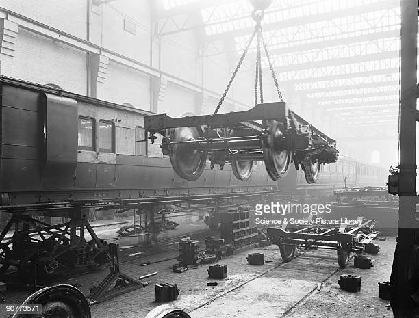 Newton Heath carriage and wagon works in Greater Manchester opened in 1877 producing and repairing carriages and wagons for the Lancashire Yorkshire...