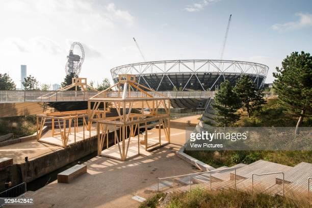Newton's Cottage Queen Elizabeth Olympic Park
