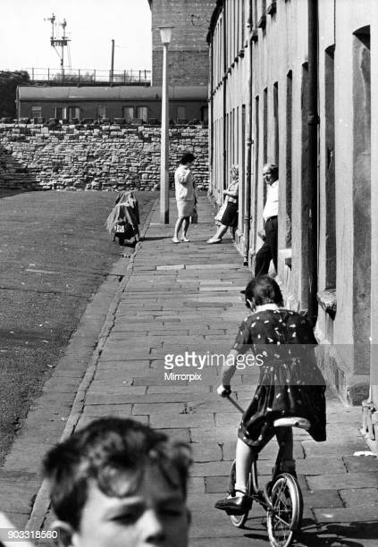 Newtown was a residential area of Cardiff Wales that existed from the midnineteenth century until it was demolished in 1970 Pictured Pendoylan Street...