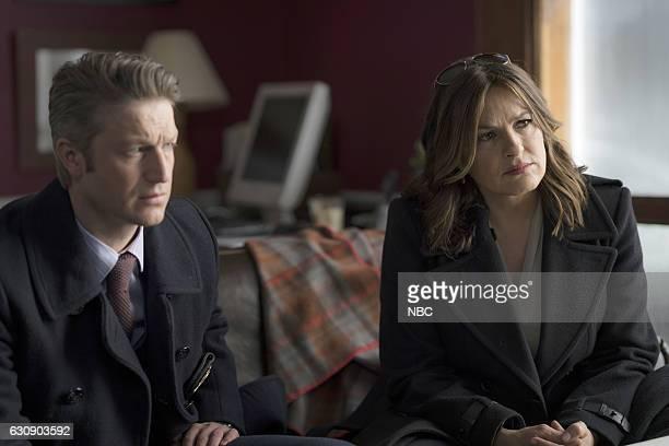 UNIT Next Chapter Episode 1812 Pictured Peter Scanavino as Dominick Sonny Carisi Mariska Hargitay as Lieutenant Olivia Benson