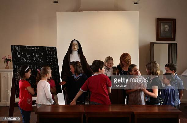 Next generation of Mary MacKillop Memorial school students talk about their knowledge of Mary MacKillop and their reaction to the Vatican's...