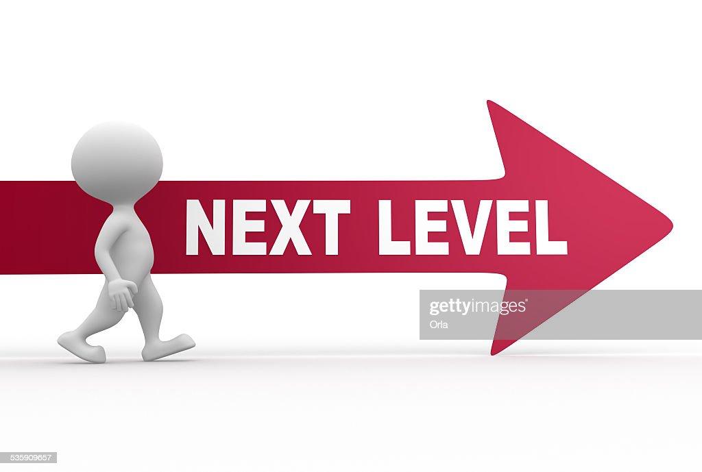 Next lavel : Stock Photo
